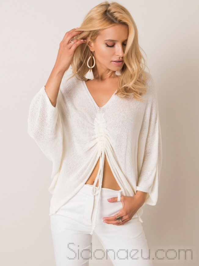Whitea sweater Rosemary