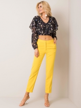 Long trousers classic Ruby